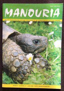 Revue «Manouria» n°31