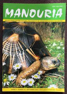 Revue «Manouria» n°32