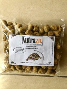 NUTRAZU® «Tortoise Diet» – formule classique 200gr